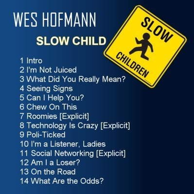 Slow Child CD